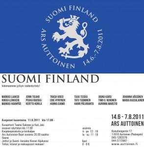 Ars Auttoinen - Suomi Finland